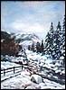 Tél a havasokban 40/30 cm