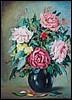 Rózsacsokor 50/40 cm