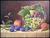 Gyümölcsök kosárban