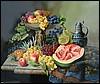 Egy tál gyümölcs 50/60 cm